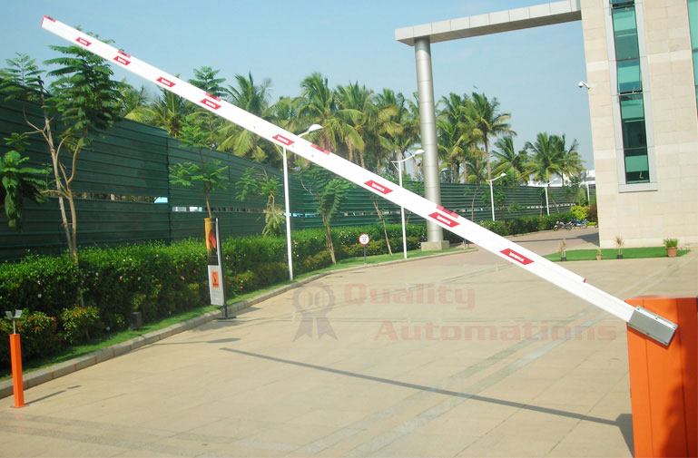 Quality Automations | Boom Barriers, Sliding Gates, Swinging
