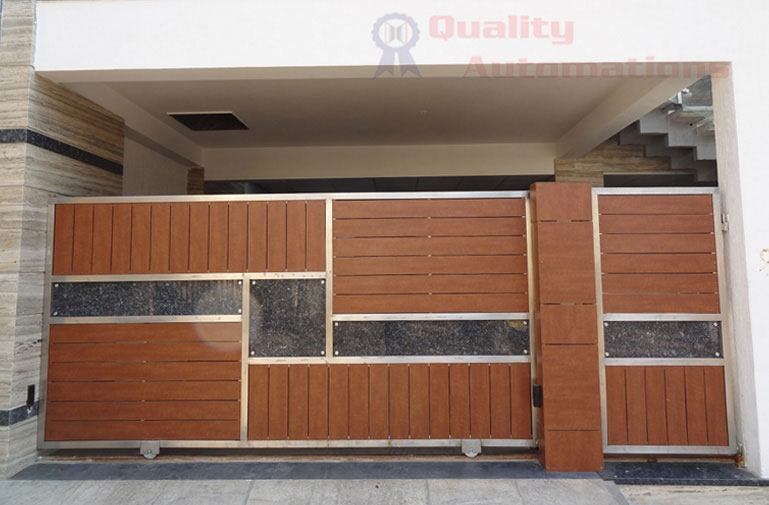 Quality Automations Boom Barriers Sliding Gates